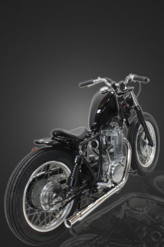 【Garage T&F】High Mount Slim Sports Star 油箱套件 (VerII) - 「Webike-摩托百貨」