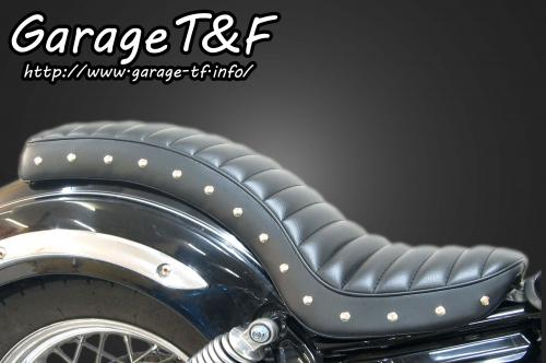 【Garage T&F】付鉚釘Cobra坐墊 - 「Webike-摩托百貨」