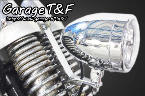 【Garage T&F】頭燈支架 (Type D) - 「Webike-摩托百貨」