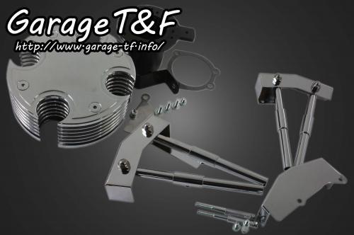 【Garage T&F】切削加工空氣濾清器 I&推桿蓋組 - 「Webike-摩托百貨」