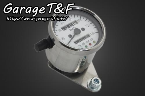 【Garage T&F】機械式迷你速度表 - 「Webike-摩托百貨」