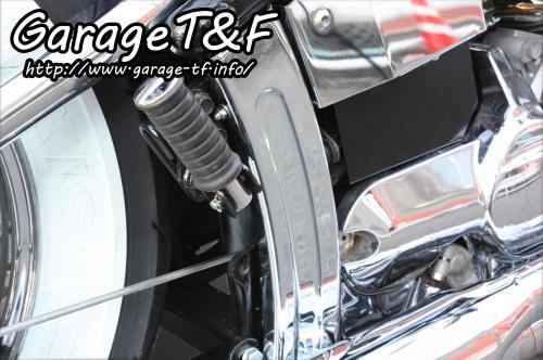 【Garage T&F】電鍍側車架蓋套件 - 「Webike-摩托百貨」