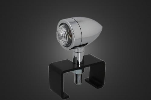 【Garage T&F】Rocket 方向燈套件 (Slit Type 支架Type C) - 「Webike-摩托百貨」