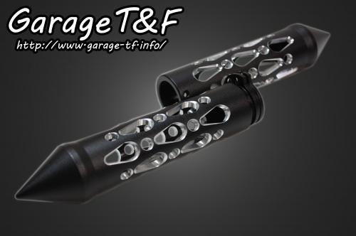 【Garage T&F】Combat 戰鬥握把套(1吋用) - 「Webike-摩托百貨」