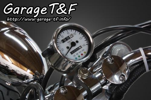 【Garage T&F】把手固定夾式 迷你儀錶支架 - 「Webike-摩托百貨」