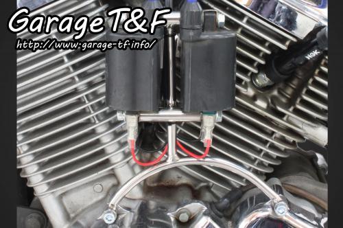 【Garage T&F】點火線圈移位支架套件 (含高壓線&插頭) - 「Webike-摩托百貨」