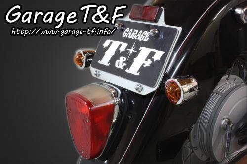 【Garage T&F】後方向燈安裝支架 - 「Webike-摩托百貨」