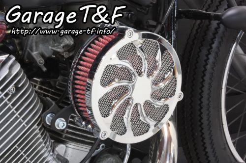 【Garage T&F】Luxury 空氣濾清器套件 Typhoon - 「Webike-摩托百貨」