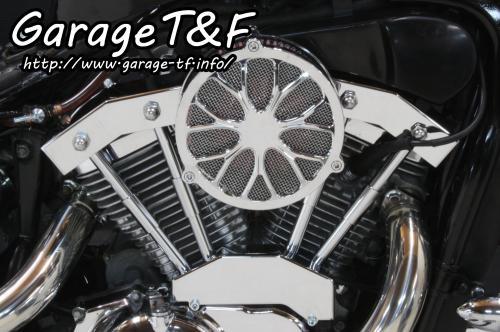 【Garage T&F】Luxury 空氣濾清器套件 Flower - 「Webike-摩托百貨」