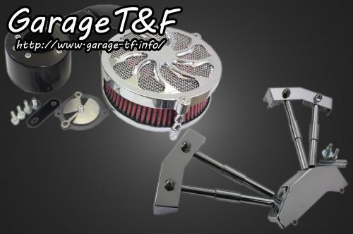 【Garage T&F】Luxury Typhoon 空氣濾清器及推桿蓋組 - 「Webike-摩托百貨」