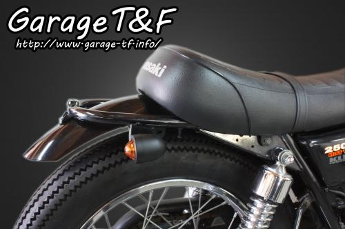 【Garage T&F】Slim 後土除套件 - 「Webike-摩托百貨」