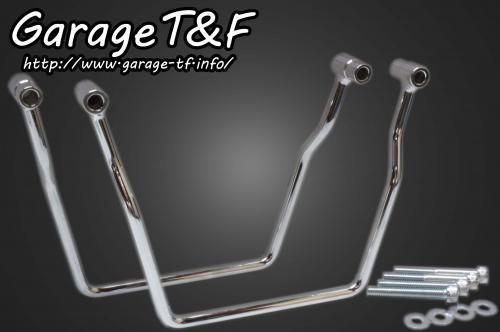 【Garage T&F】馬鞍箱支架 - 「Webike-摩托百貨」