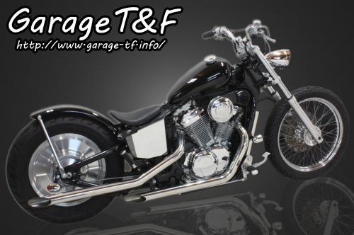 【Garage T&F】Mustang 油箱套件 - 「Webike-摩托百貨」