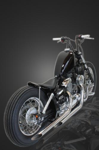 【Garage T&F】High Mount Slim Sportster 油箱套件 Ver II - 「Webike-摩托百貨」