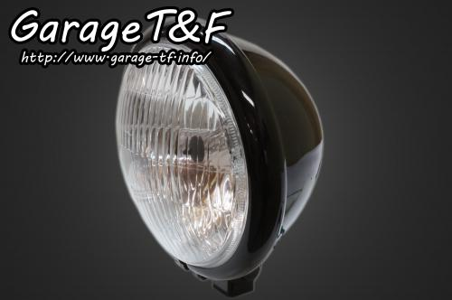 【Garage T&F】5.75吋 Bates 型頭燈専用 頭燈燈殼 (Classic) - 「Webike-摩托百貨」