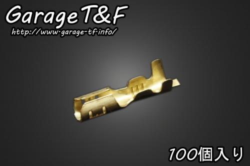 【Garage T&F】圓型端子 母 【業務用】 - 「Webike-摩托百貨」