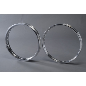 M-TEC Chukyo CB400F Rim & Spoke Front and Rear Set [Special Price Items]