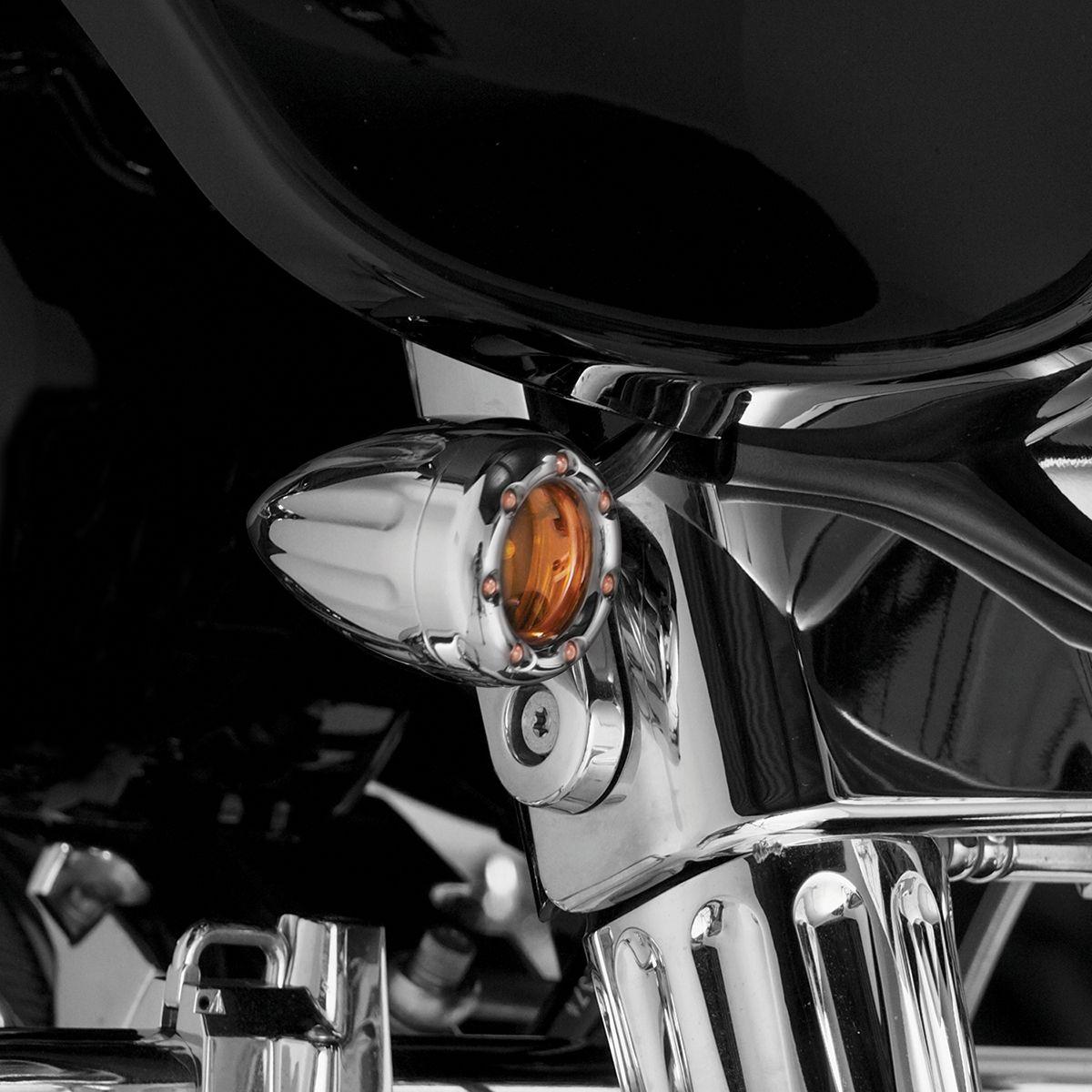 【ARLEN NESS】LED 方向燈 CHR WH [2040-0840] - 「Webike-摩托百貨」