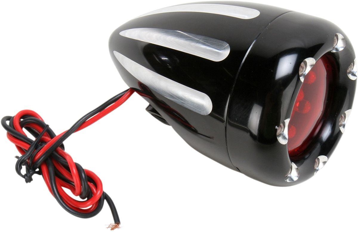 【ARLEN NESS】LED 方向燈 BLK RD S [2040-0842] - 「Webike-摩托百貨」