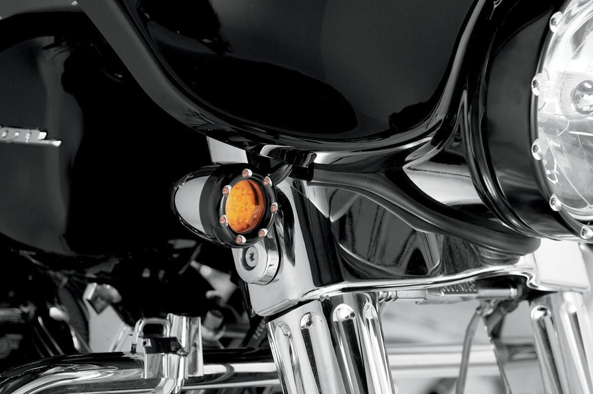 【ARLEN NESS】LED 方向燈 BLK AM [2040-0847] - 「Webike-摩托百貨」