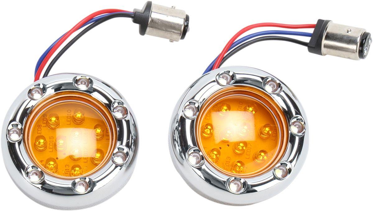 【ARLEN NESS】LED 方向燈 CHR WH [2040-0850] - 「Webike-摩托百貨」