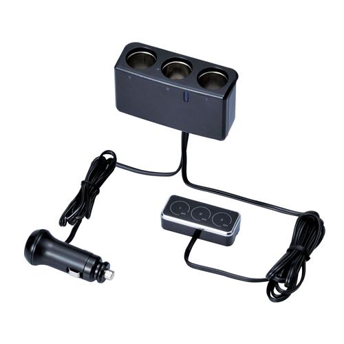 【SEIWA】觸摸式遙控插座 3孔 - 「Webike-摩托百貨」
