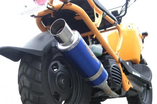 【BURIAL】Metal Hybrid Drager 全段排氣管 銀 - 「Webike-摩托百貨」