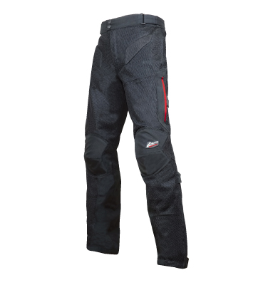 Hard Protection Mesh Pants Loose Fit