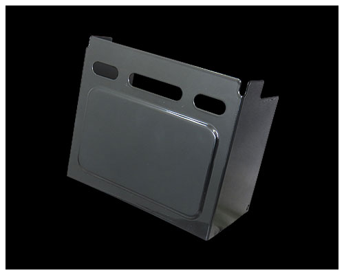 【Neofactory】附通氣孔黑色電池蓋 82-99yXL 71-96yDYNA - 「Webike-摩托百貨」