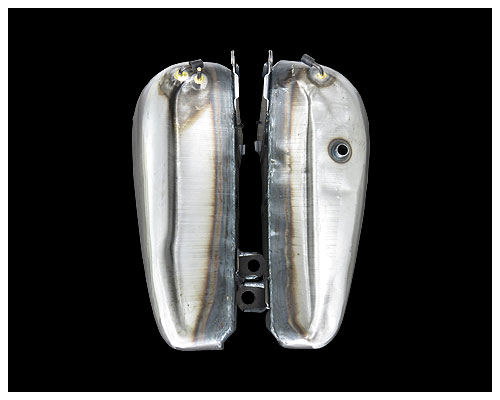 【Neofactory】5加侖 Flat side fat bob油箱 螺絲型油箱口 - 「Webike-摩托百貨」