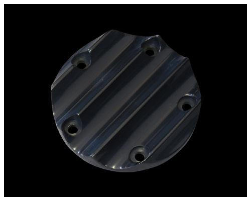 【Neofactory】TRASHDEPT  Fin型 白金蓋 5孔 TC用 - 「Webike-摩托百貨」