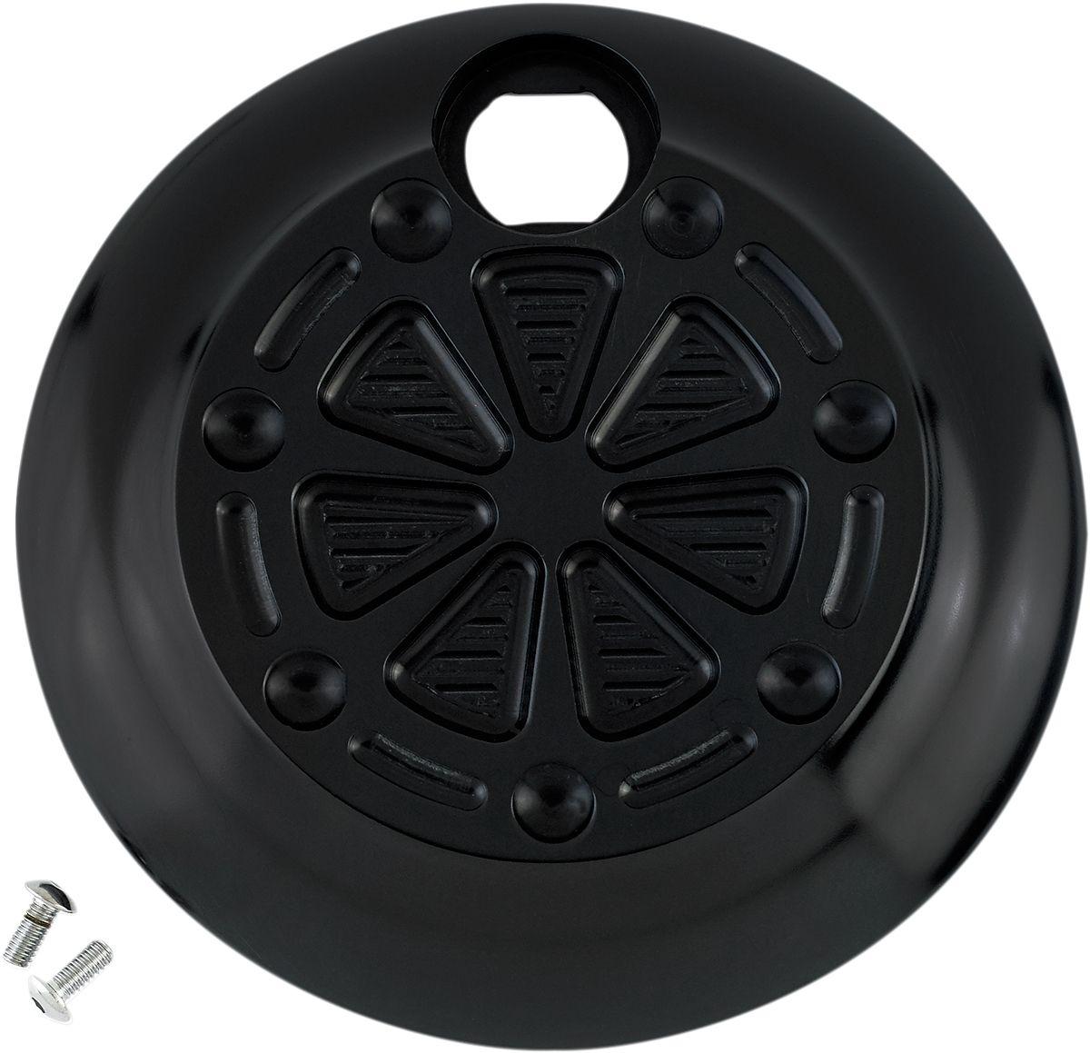 【JOKER MACHINE】油箱蓋 Tech黑色 FL08-16 【DOOR FUEL TEC BLK FL08-16 [0703-0758]】 - 「Webike-摩托百貨」
