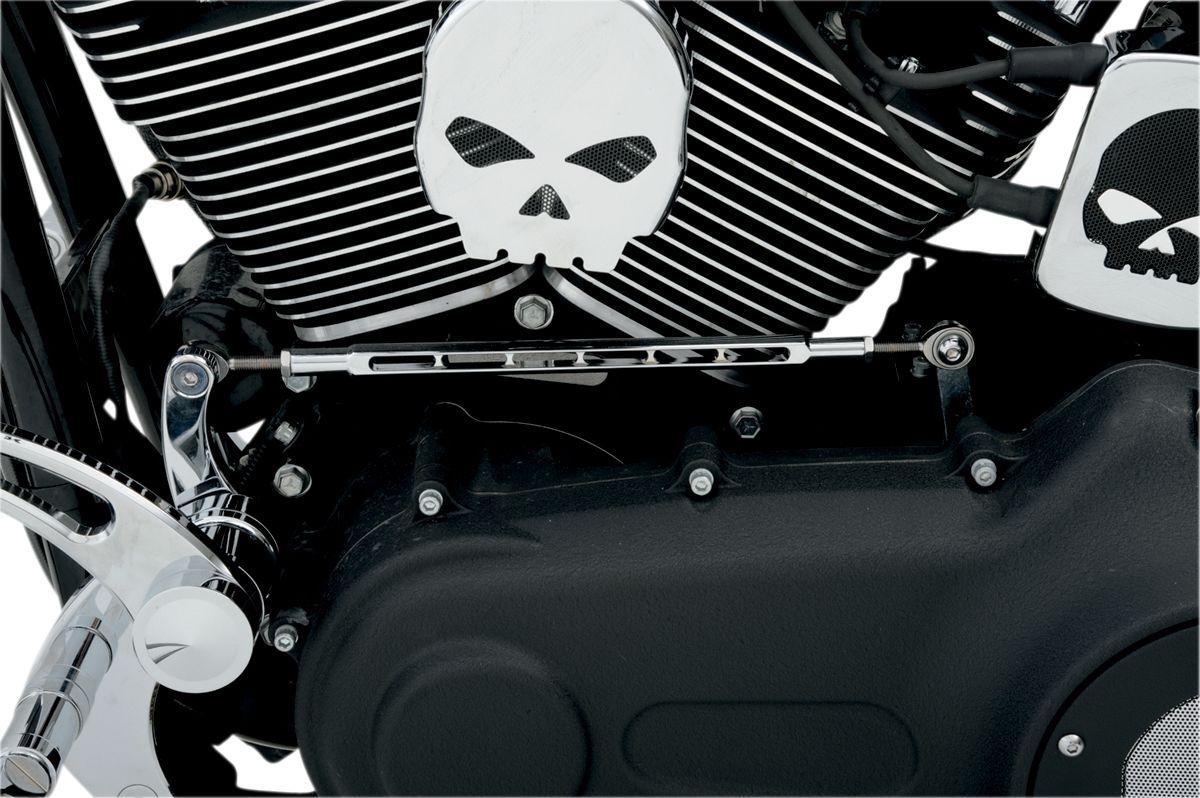 【JOKER MACHINE】換檔連桿 鍍鉻 STALKER 【LINKAGE,SHIFTRODCHR STLKR [1601-0113]】 - 「Webike-摩托百貨」