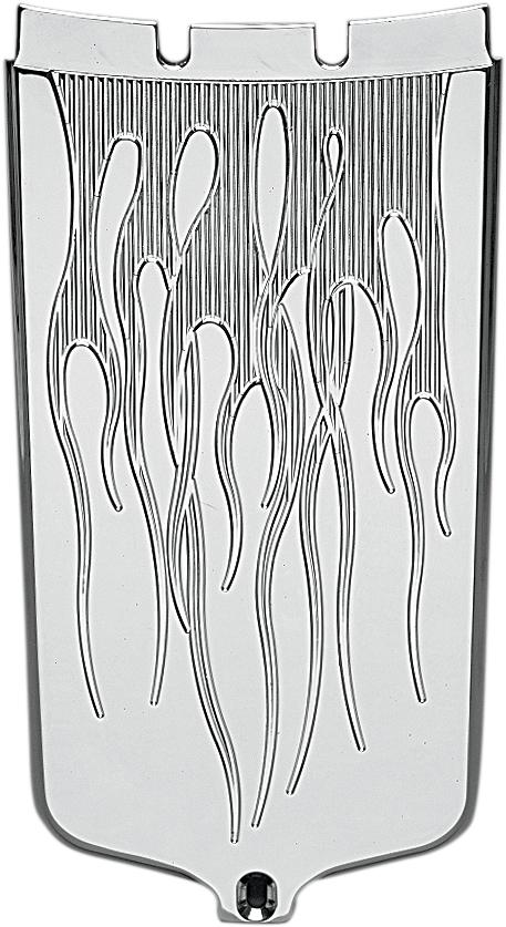 【JOKER MACHINE】儀表飾蓋 火焰型 2000-16FXST 【CVR DASH FLAME 00-16FXST [DS373068]】 - 「Webike-摩托百貨」