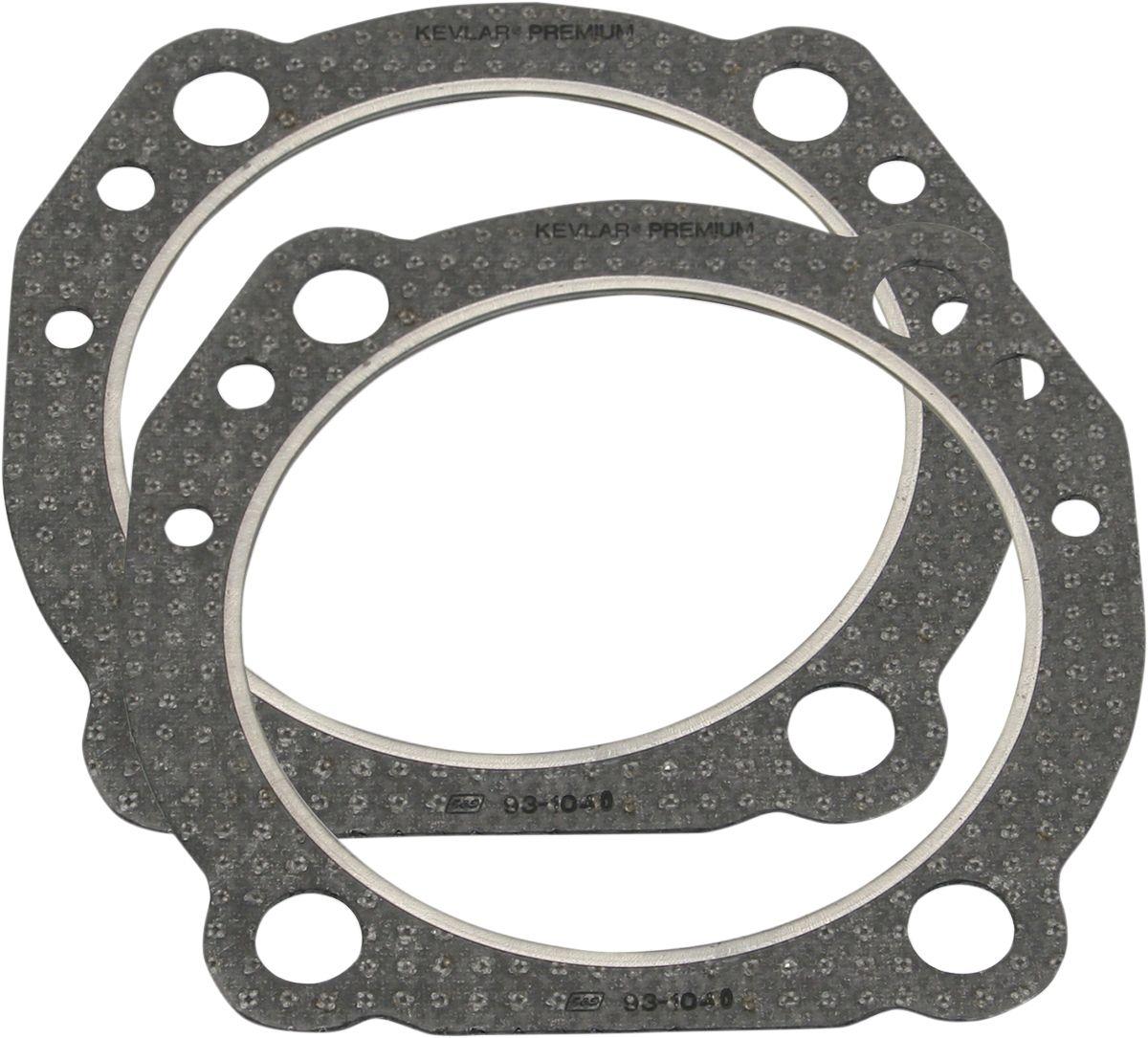 """【S&S CYCLE】汽缸頭墊片/ 4"""" EVO .043 【GASKETS HD 4""""EVO .043 [0934-5012]】 - 「Webike-摩托百貨」"""