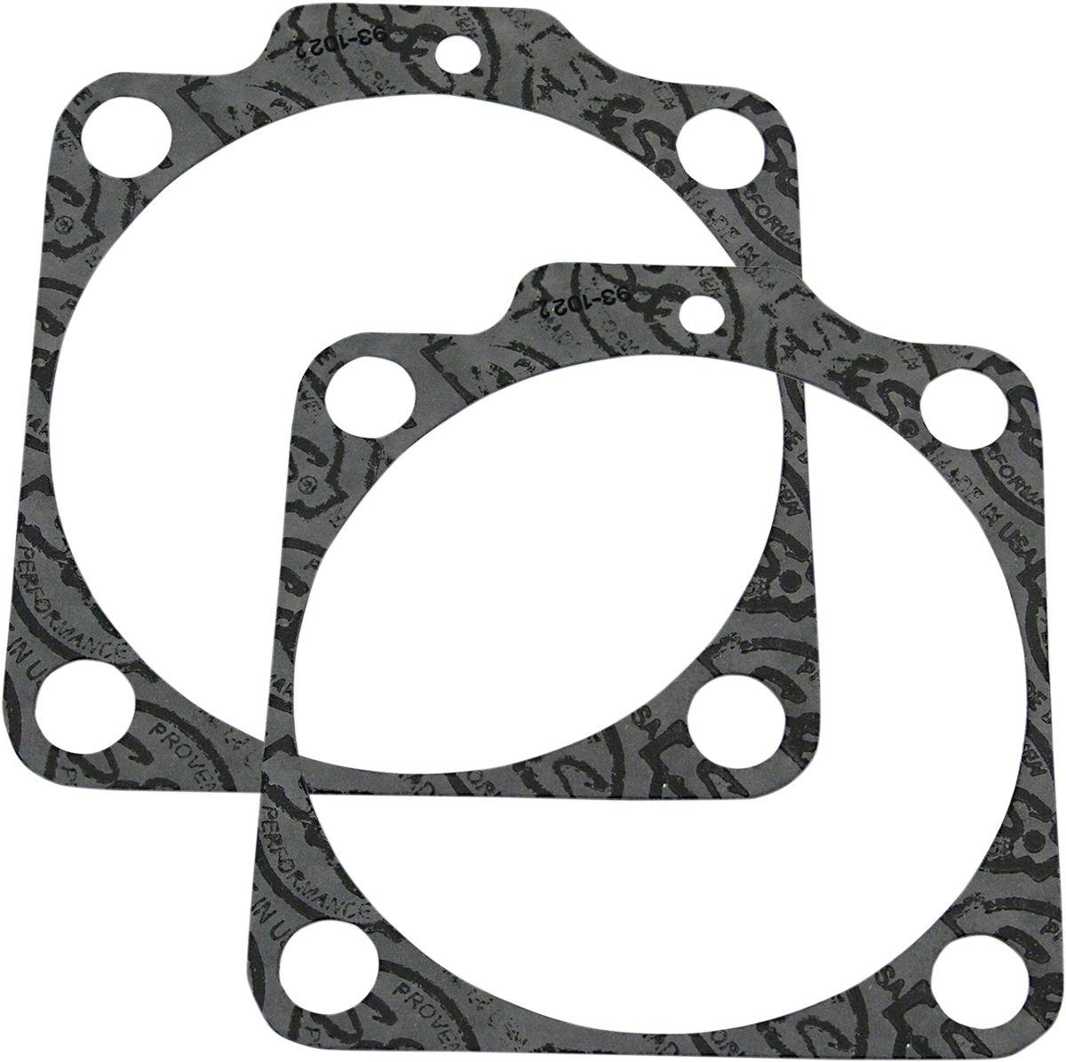 "【S&S CYCLE】汽缸下墊片/ 3-5/8"" SHVL 【GASKETS BASE 3-5/8""SHVL [0934-5024]】 - 「Webike-摩托百貨」"