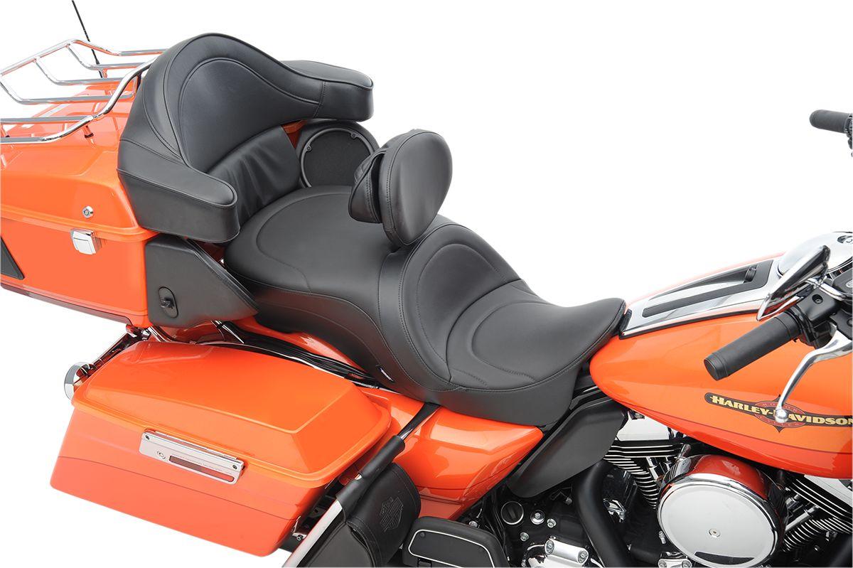 【Drag Specialties】坐墊/FWD TR MILD FL 2009-17 【SEAT FWD TR MLD FL 09-17 [0801-0827]】 - 「Webike-摩托百貨」