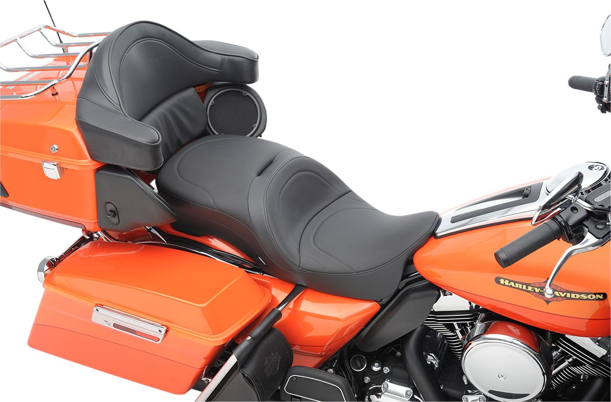 【Drag Specialties】坐墊/TOUR MILD FL 2009-17 【SEAT TOUR MILD FL 09-17 [0801-0833]】 - 「Webike-摩托百貨」