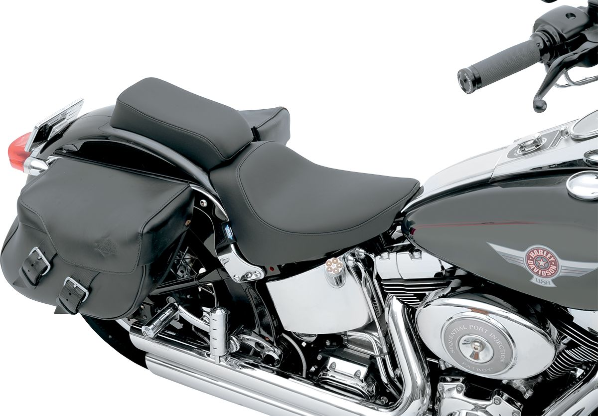 【Drag Specialties】單座坐墊/平滑 2000-05FXST 【SEAT SOLO SMTH 00-05FXST [0802-0638]】 - 「Webike-摩托百貨」