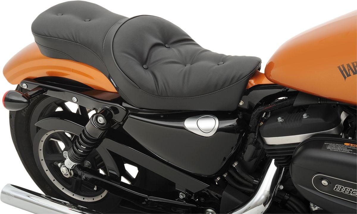 【Drag Specialties】坐墊/DBLBKT PILW 10-17 XL 【SEAT DBLBKT PILW 10-17 XL [0804-0606]】 - 「Webike-摩托百貨」