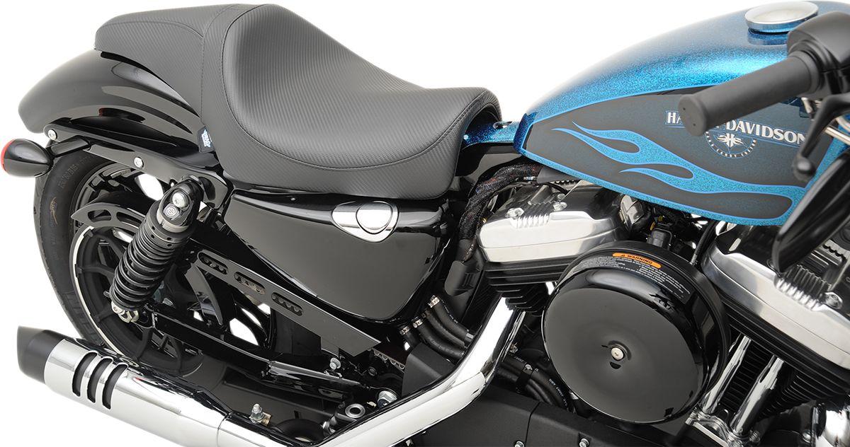 【Drag Specialties】坐墊/CABALERO CRBFBR XL 【SEAT CABALERO CRBFBR XL [0804-0667]】 - 「Webike-摩托百貨」