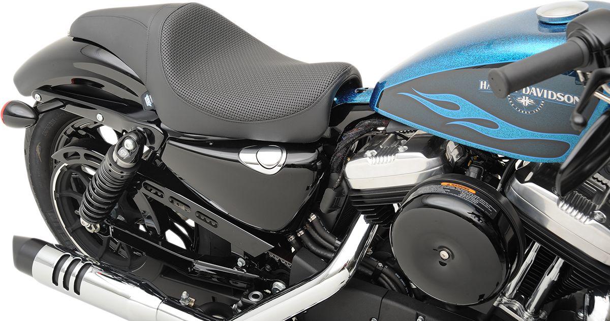 【Drag Specialties】坐墊/CABALERO BSKWV XL 【SEAT CABALLERO BSKWV XL [0804-0668]】 - 「Webike-摩托百貨」