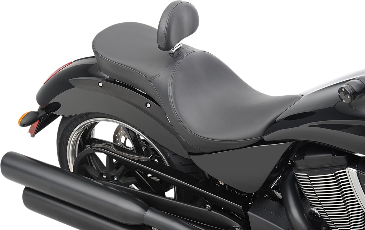 【Drag Specialties】坐墊/  LOW PROFILE DBR VEGAS 平滑 【SEAT LOPRODBR VEGAS SM [0810-1605]】 - 「Webike-摩托百貨」