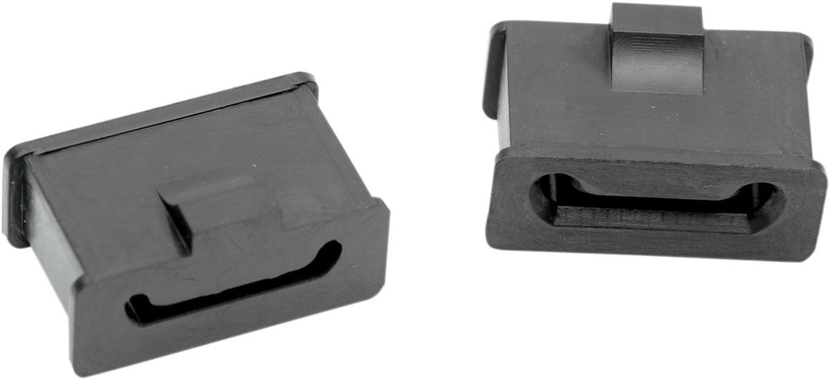 【Drag Specialties】排氣管安裝支架 【MOUNT RBR MFLR ISOLATOR [1861-0808]】 - 「Webike-摩托百貨」