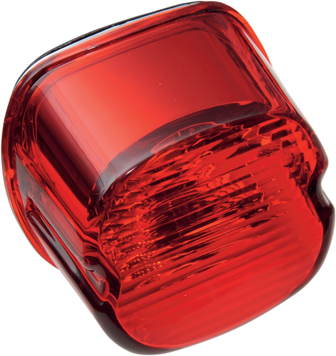 【Drag Specialties】尾燈燈殼/ 紅色 NO TAG 1999-03 【LENS T/L RED NO TAG 99-03 [2010-0799]】 - 「Webike-摩托百貨」