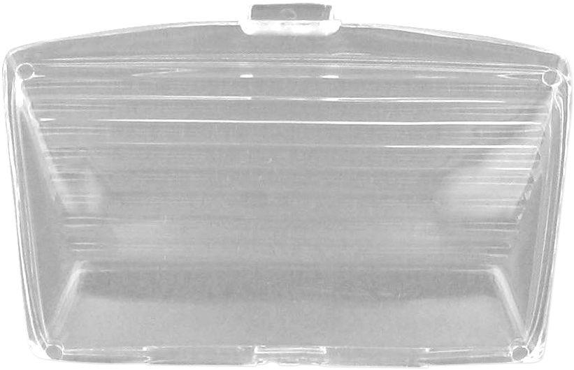 【Drag Specialties】燈殼/ 前土除/芯片燈 透明 【LENS FRT FNDR TIP CLEAR [2040-0129]】 - 「Webike-摩托百貨」