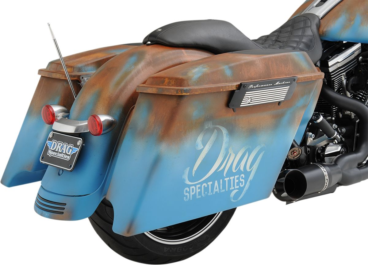 【Drag Specialties】馬鞍包底部延伸/左側 【SADDLEBAG BOTM EXTND LFT [3501-0833]】 - 「Webike-摩托百貨」