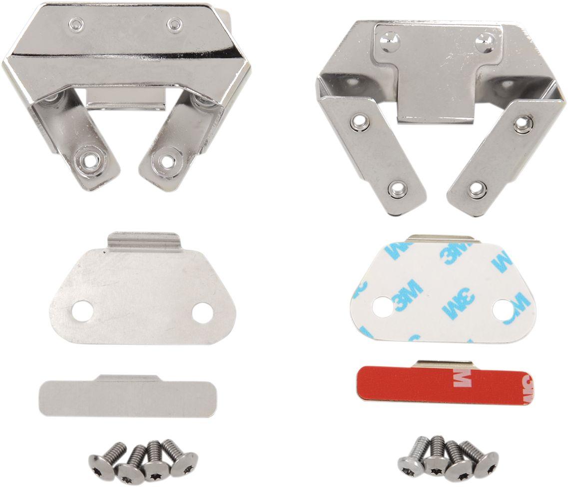 【Drag Specialties】馬鞍包蓋固定夾套件 【CLIP KIT S/BAG LID [3501-0865]】 - 「Webike-摩托百貨」