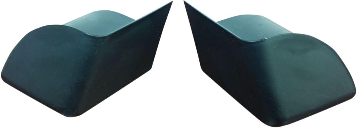 【Drag Specialties】填充面板/排氣管系統 左 【FILLER PANEL EXHAUST LEFT [3501-0938]】 - 「Webike-摩托百貨」