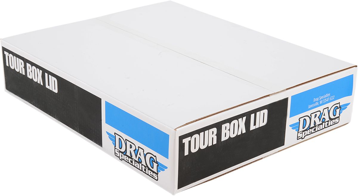 【Drag Specialties】後行李箱蓋/ 2006-13 【LID TOUR TRUNK 06-13 [3516-0179]】 - 「Webike-摩托百貨」